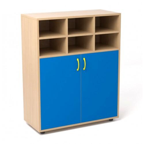 Armarios con puertas y casilleros modelo esapc for Puertas y armarios