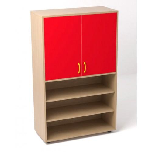 Armarios con puertas y estantes modelo esape - Puertas y armarios ...